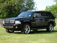 2001 Dodge Durango Overview