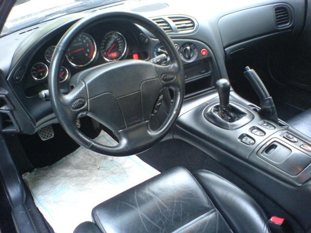 1993 Mazda Rx 7 Interior Pictures Cargurus