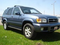 2000 Nissan Pathfinder Overview