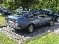 1975 Alfa Romeo Alfetta Overview