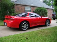 Picture of 1997 Mitsubishi 3000GT 2 Dr VR-4 Turbo AWD Hatchback, exterior