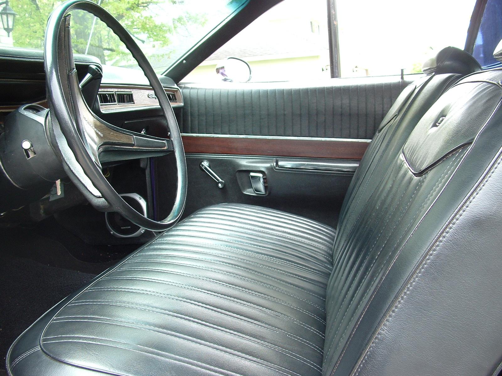 1971 Dodge Charger - Interior Pictures - CarGurus