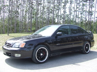 2000 Subaru Legacy Picture Gallery