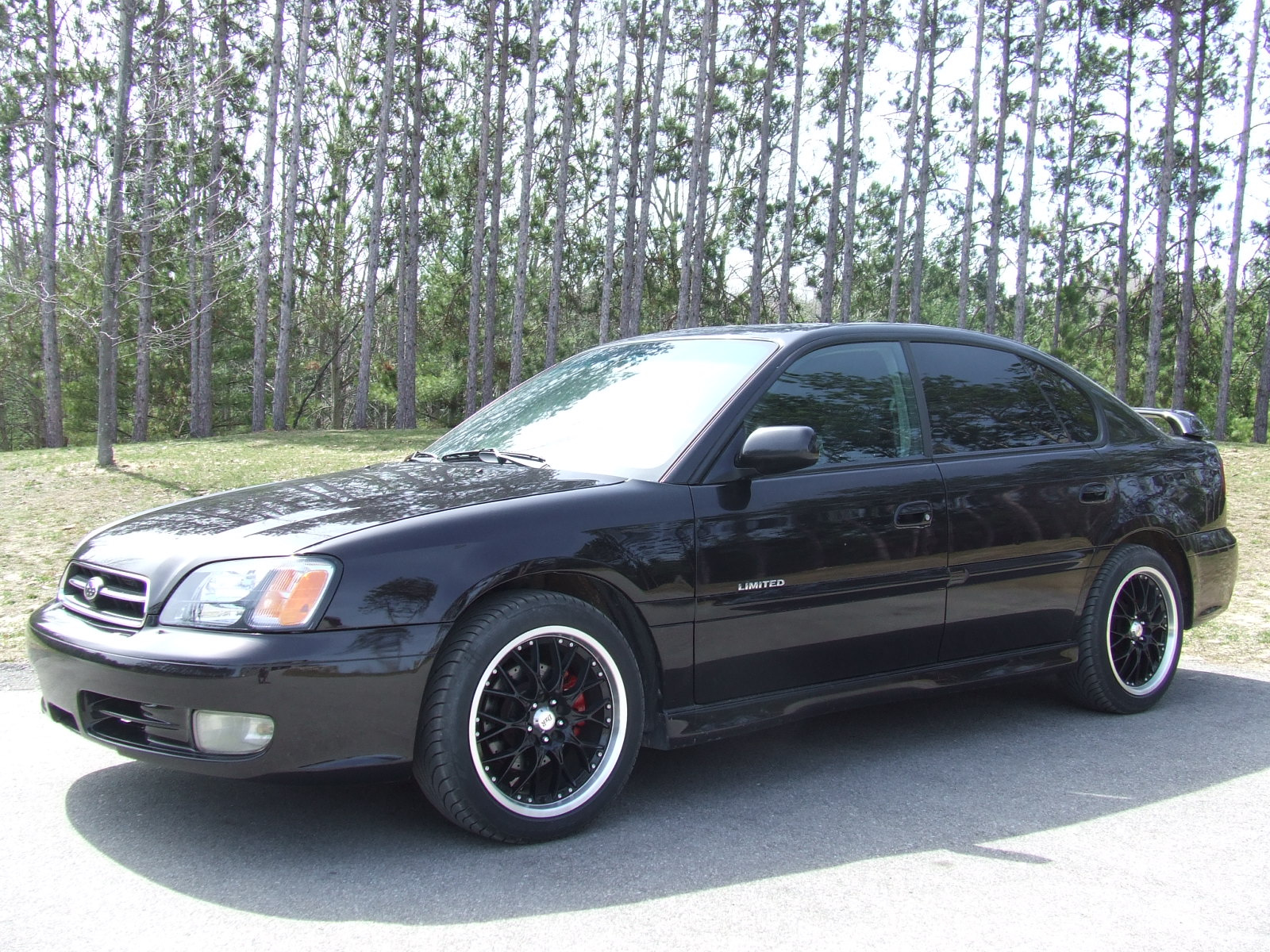 Picture of 2000 Subaru Legacy GT Limited