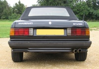 1988 Maserati Biturbo Overview