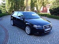2005 Audi A3 Picture Gallery