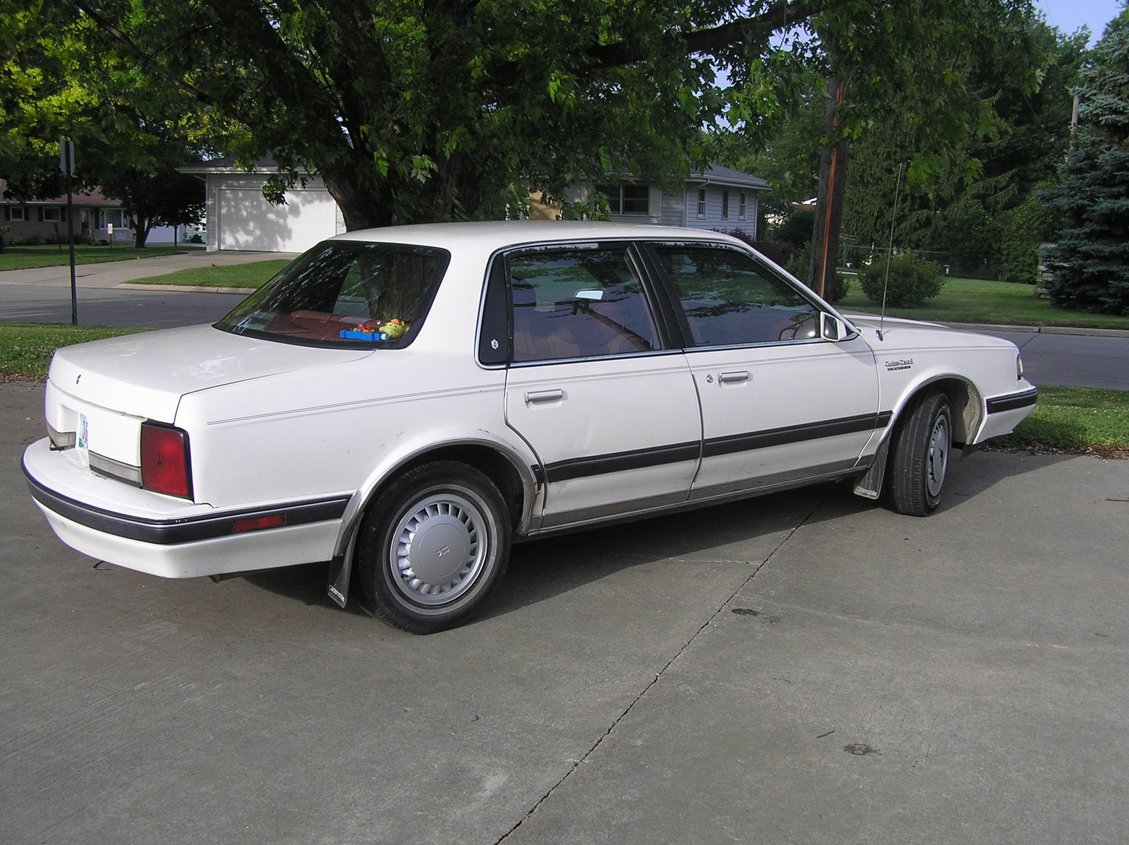 1990 Oldsmobile Cutlass Ciera - Pictures - 1990 Oldsmobile Cutlass ...