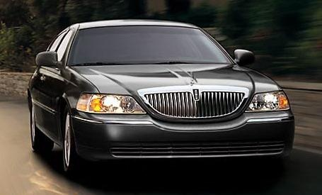 picture of 2008 lincoln town car signature limited exterior