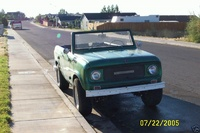 1966 International Harvester Scout Overview
