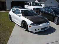Picture of 1997 Mitsubishi Eclipse GSX Turbo AWD, exterior