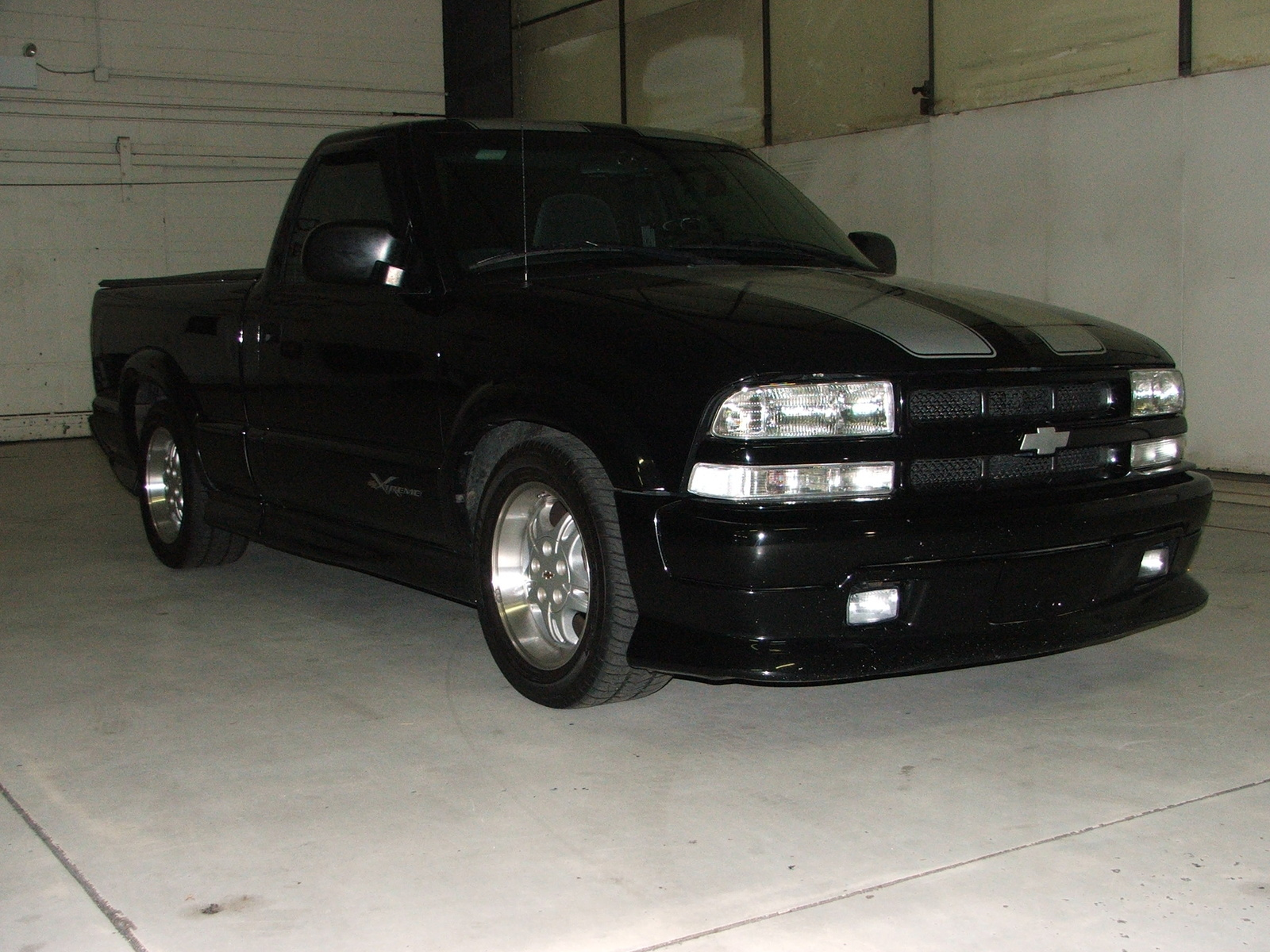 Chevrolet S-10 Questions - What does an automatic 2003 S10, 4.3 6cyl