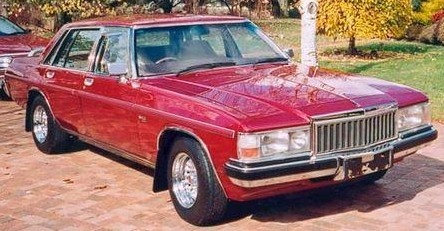 Picture of 1983 Holden Statesman