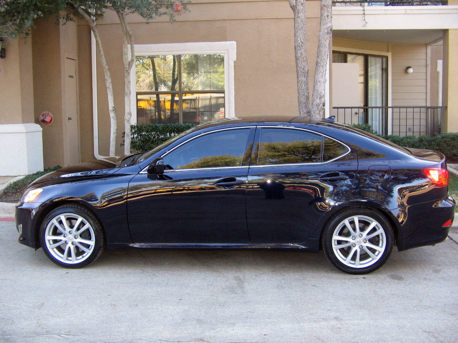 2007 lexus is 350 exterior pictures cargurus. Black Bedroom Furniture Sets. Home Design Ideas
