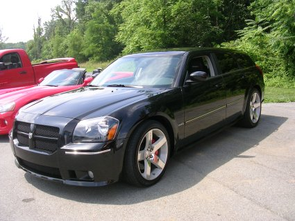 2008 Dodge Magnum SRT8 picture, exterior