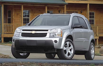 2005 Chevrolet Equinox LT AWD picture