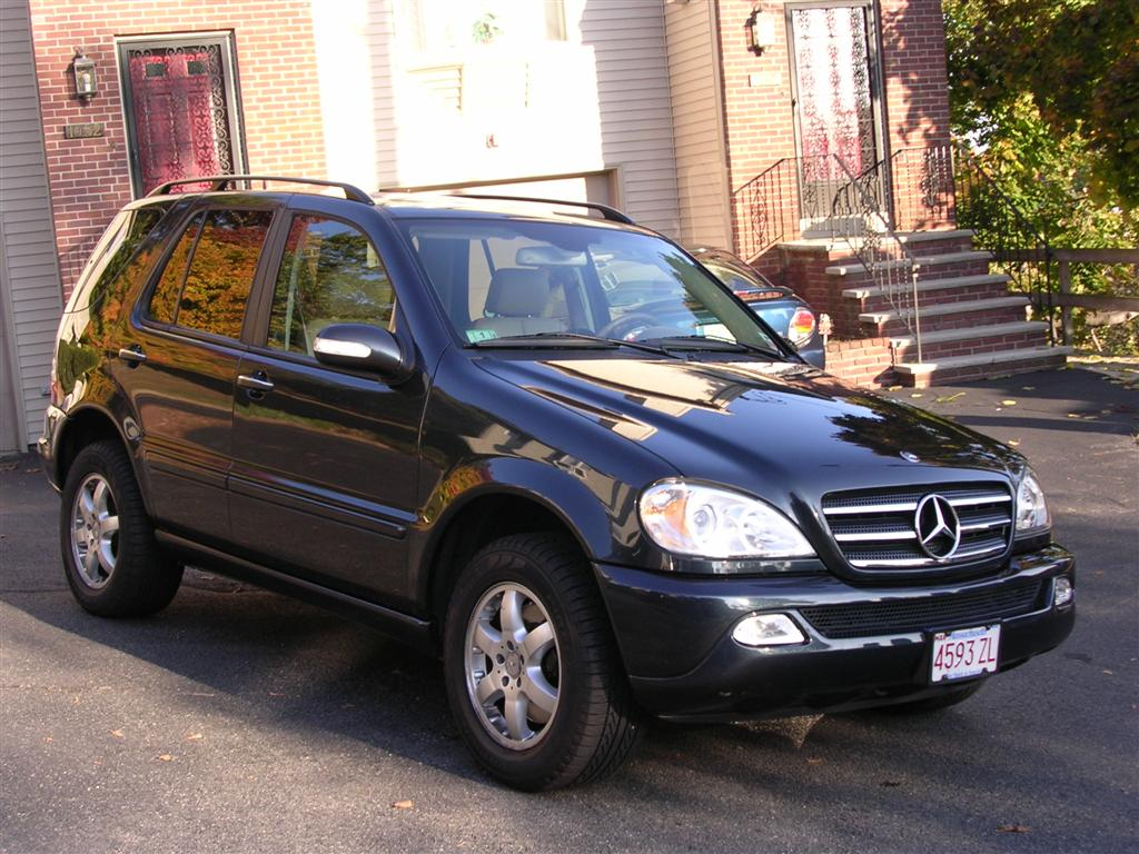 Mercedes-Benz M-Class 4 Dr ML500 AWD SUV - Pictures - 2002 Mercedes ...