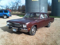 1973 Plymouth Valiant picture, exterior