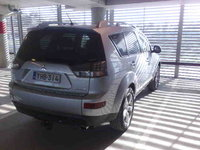 Picture of 2008 Mitsubishi Outlander, exterior, gallery_worthy
