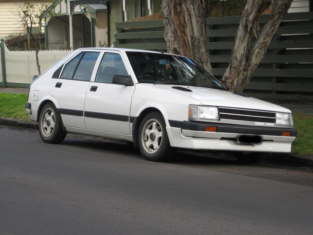 1987 Nissan Pulsar Picture Exterior Pictures