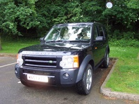 2005 Land Rover LR3 Picture Gallery