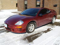 Picture of 2003 Mitsubishi Eclipse RS, exterior, gallery_worthy