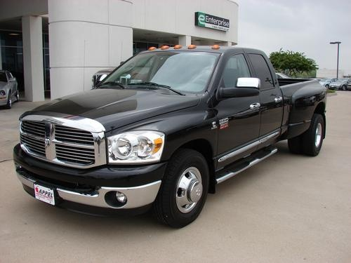 Picture of 2008 Dodge Ram 3500 Laramie Mega Cab 4WD