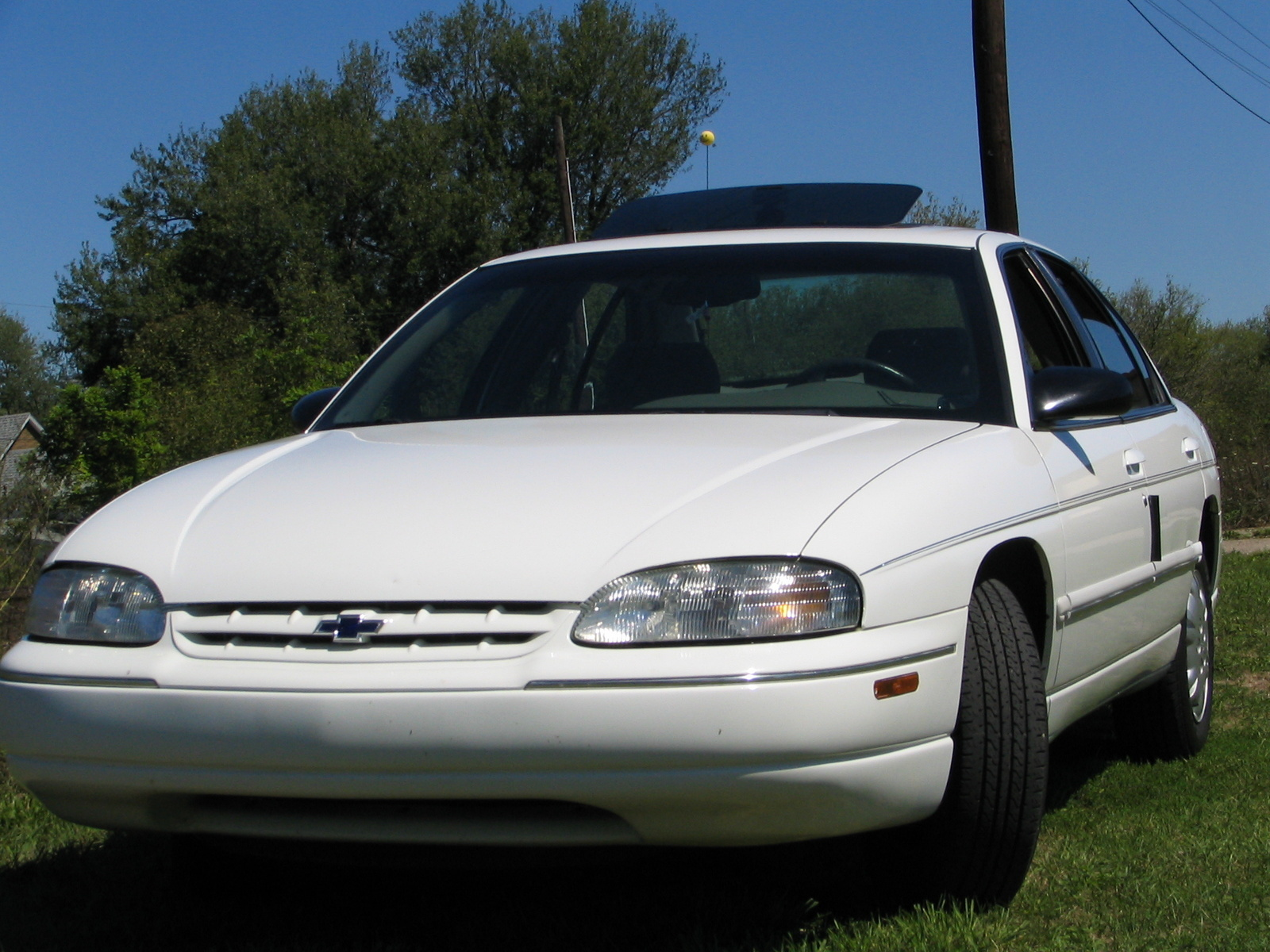 Used 1999 Chevrolet Lumina Sedan Review Edmunds