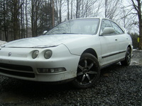 1994 Acura Integra 4 Dr LS Sedan picture, exterior