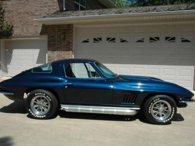 Picture of 1967 Chevrolet Corvette 2 Dr STD Coupe, exterior, gallery_worthy