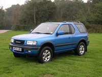 Picture of 2000 Vauxhall Frontera, exterior, gallery_worthy