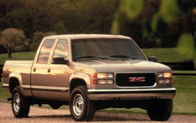 2000 GMC C/K 2500 Series Reg. Cab 4WD picture