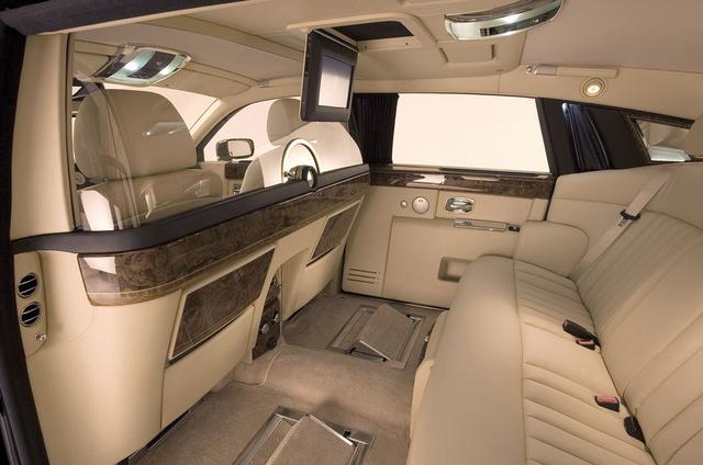 Good Picture Of 2008 Rolls Royce Phantom, Interior, Gallery_worthy