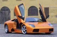 2008 Lamborghini Murcielago, 2001 Lamborghini Diablo picture, exterior