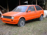 1985 Seat Ibiza Overview