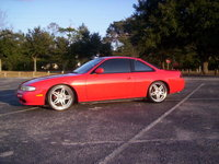 Picture of 1995 Nissan 240SX 2 Dr SE Coupe, exterior, gallery_worthy
