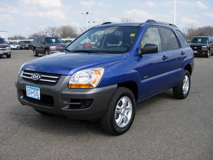 Picture of 2008 Kia Sportage LX
