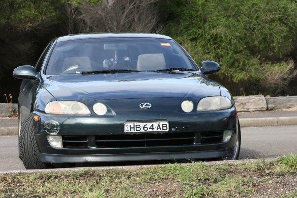1999 Lexus SC 300