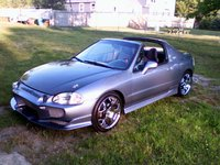 Picture of 1993 Honda Civic del Sol 2 Dr Si Coupe, exterior, gallery_worthy