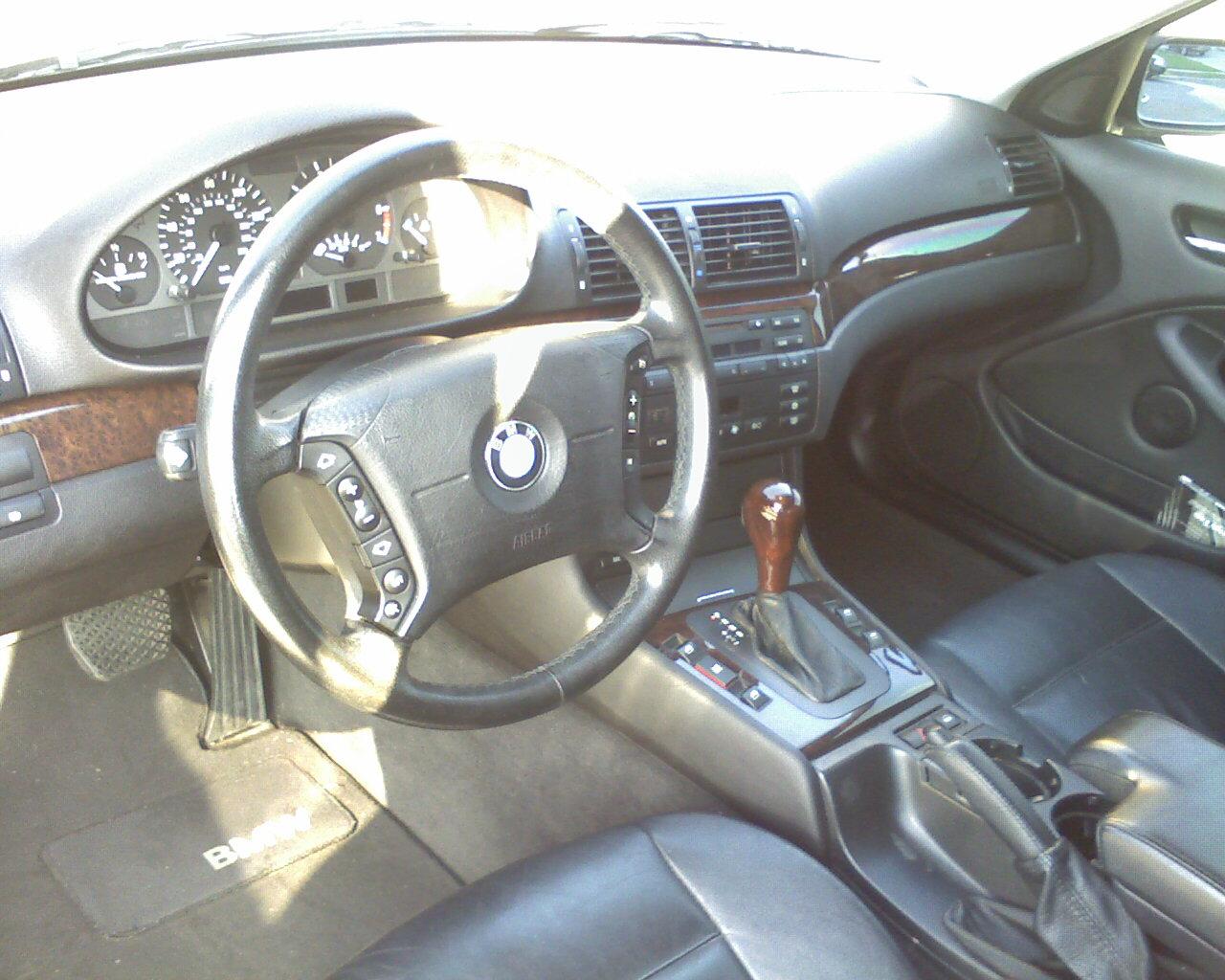 2001 Bmw 3 Series Interior Pictures Cargurus
