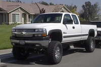 2002 Chevrolet Silverado 2500 Overview