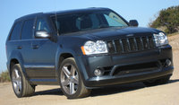 Picture of 2008 Jeep Grand Cherokee SRT8, exterior, gallery_worthy