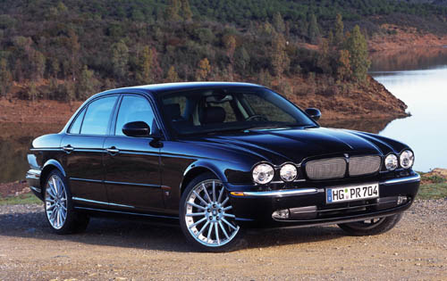 2006 Jaguar XJR 4 Dr Sedan picture