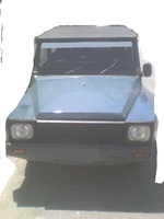 1981 Citroen Mehari Overview