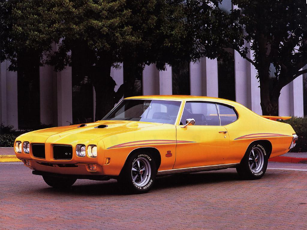 Picture of 1970 pontiac gto exterior