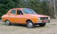 Picture of 1973 Renault 12, exterior
