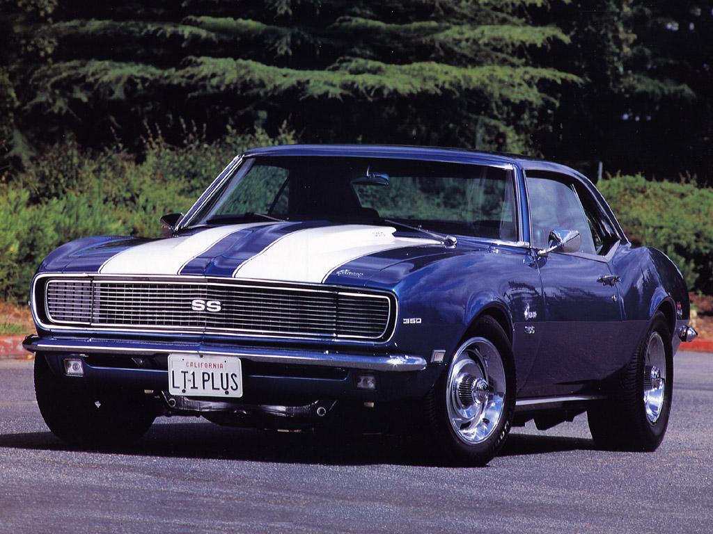 1968 Chevrolet Camaro - Pictures - CarGurus