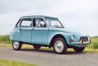 1973 Citroen Dyane Overview