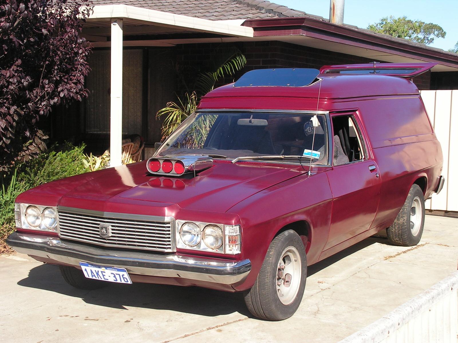 1978 Holden Sandman Pictures Cargurus