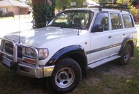 Picture of 1995 Toyota Land Cruiser, exterior