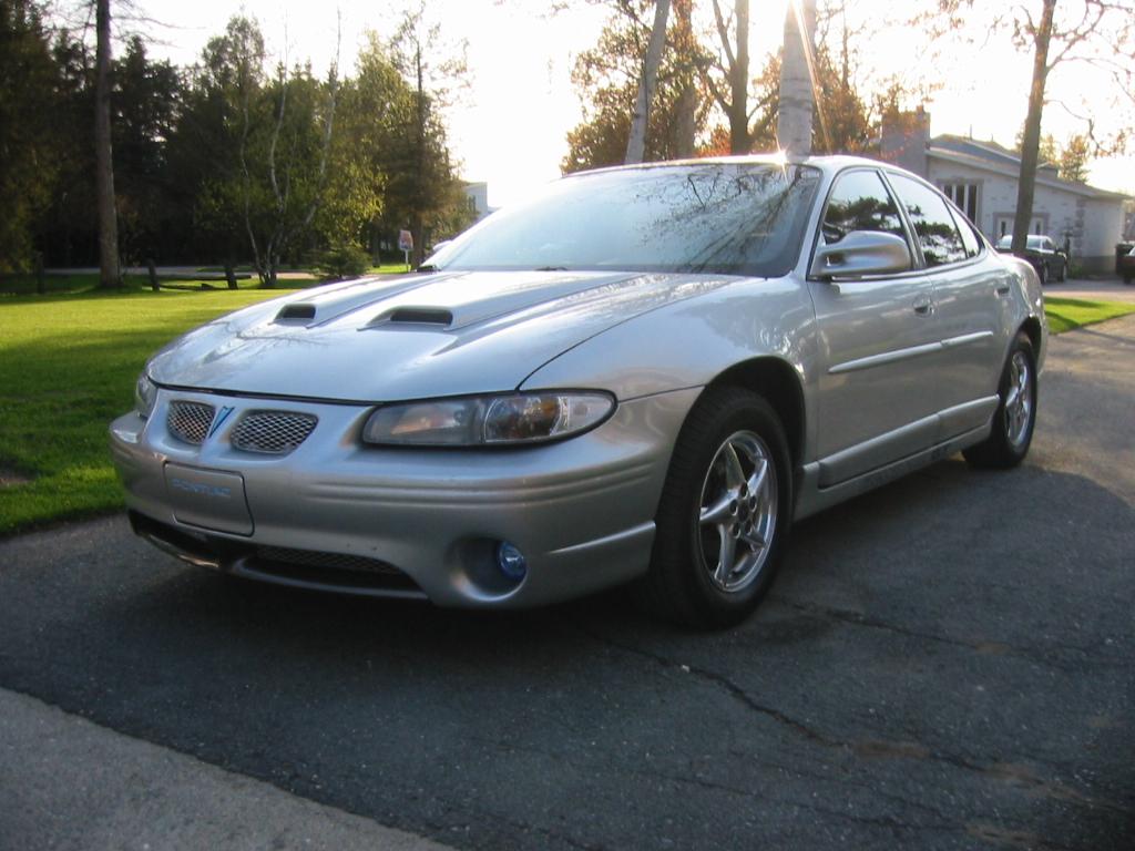 2002 Pontiac Grand Prix Exterior Pictures Cargurus